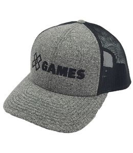 "X GAMES ASPEN | ""MESH TRUCKER"" HAT"