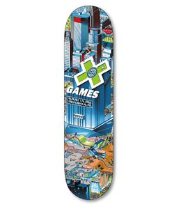 X GAMES MINNEAPOLIS 2019 | SKATE DECK