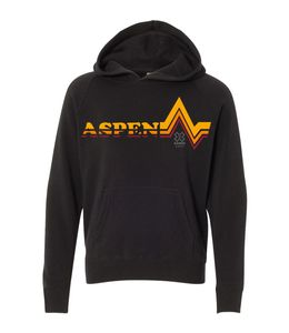 "X Games Aspen 2019 | ""Mountain Scene"" Youth Hoody"