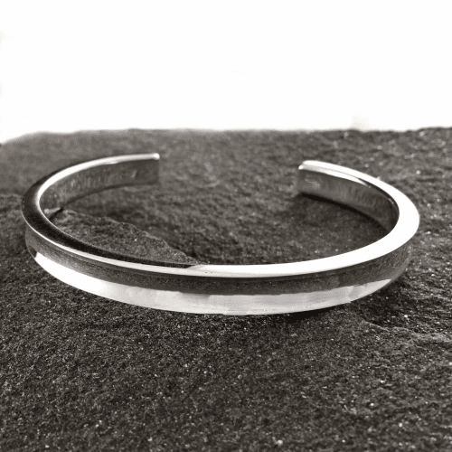 Hollow Concave Cuff