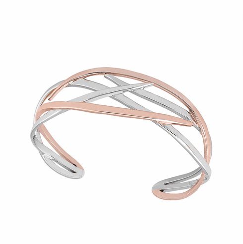 Jorge Revilla Rose Gold Roots Cuff