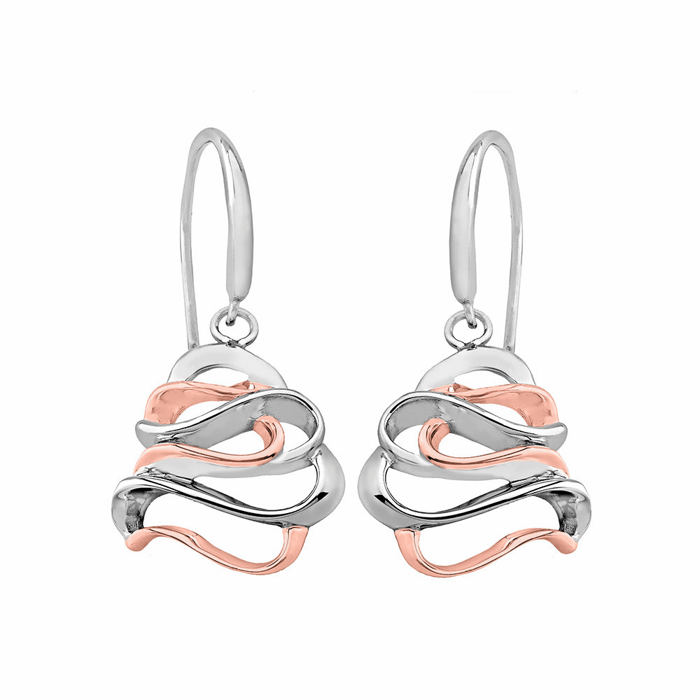 Jorge Revilla Swan Earrings
