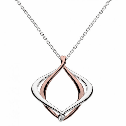 Kit Heath Alicia Rose Gold Pendant