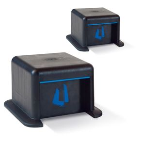Push Up Block Stands