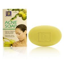 DR ACNE SOAP WITH SHEA BUTTER 3.5OZ