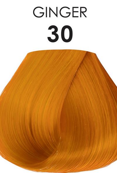 Adore Semi-Permanent Hair Color 30 GINGER 4 oz
