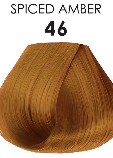 Adore Semi-Permanent Hair Color 46 SPICED AMBER 4 oz