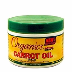 Africa's Best Organics Carrot Oil Cream 7.5oz
