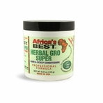 Africas Best Herbal Gro Super Hair And Scalp Conditioner 5.25 oz
