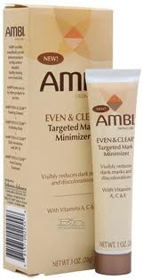 AMBI EVEN AND CLEAR TARGETED MARK MINIMIZER 1OZ