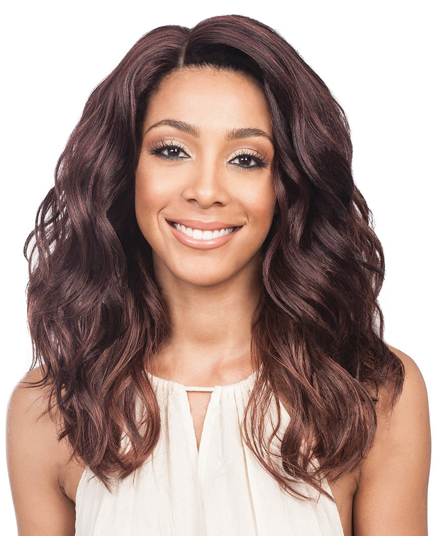 BOBBI BOSS LACE FRONT PREMIUM SYNTHETIC GRACE WIG MLF260