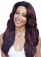 BOBBI BOSS LACE FRONT PREMIUM SYNTHETIC MERCURY WIG MLF160