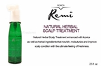 Bobos Remi Natural Herbal Scalp Treatment 2.5 oz