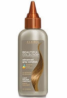 Clairol Beautiful Collection Advanced Gray Solution Semi-permanent Color - LIGHT GOLDEN CHESTNUT