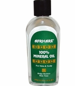 Cococare  Africare 100% Mineral Oil 8.5 fl oz (250 ml)