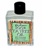 Cococare Tea Tree Oil All Natural 1 Fl oz.