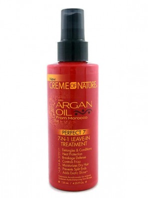 Creme of Nature Argan Oil Perfect 7 Leave-In Treatment 4.23oz