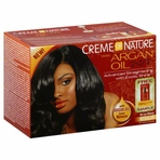 Creme Of Nature With Argan Oil No-Lye Relaxer Kit