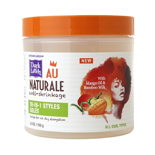 Dark and Lovely Au Naturale 10 In 1 Styles Gelée 5.3 oz