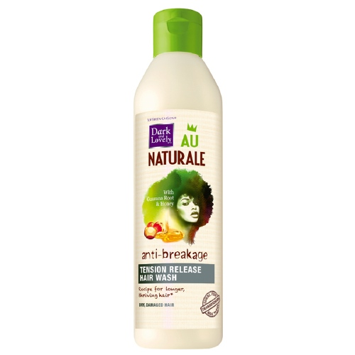 Dark and Lovely Au Naturale Anti-Breakage Tension Release Hair Wash 13.5 oz