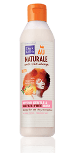 Dark and Lovely Au Naturale Beyond Gentle and Sulfate-Free Wash 13.5 oz