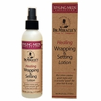 DR MIRACLE'S Healing Wrapping & Setting Lotion 6OZ