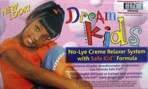 DREAM KIDS NO LYE CREAM RLX