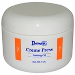Dudleys Cream Press Pressing Oil 7 oz- Unisex