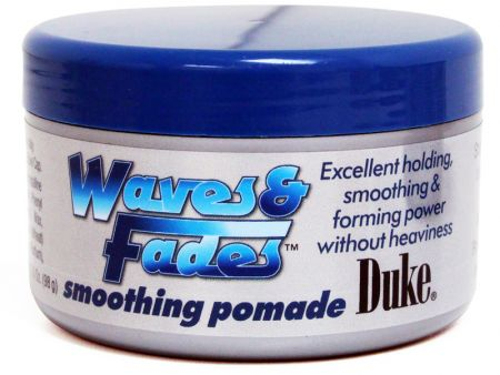 Duke Waves And Fades Smoothing Pomade 3.5 OZ