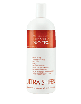Ultra Sheen Duo Tex Protein Conditioner 33.8 OZ