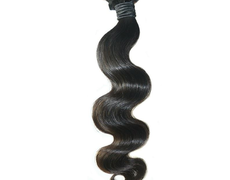 Ebin Virgin Hair Brazilian Body wave GRADE 5A 22""