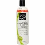 ELASTA QP Creme Conditioning Shampoo  for Dry Damaged Hair 12 oz)