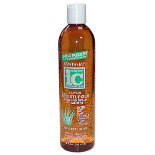 Fantasia IC Leave In Hair & Scalp Treatment 12oz, 16oz