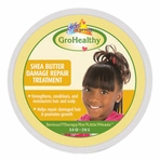 Sofn'free GroHealthy Shea Butter Damage Repair Treatment 8.8oz