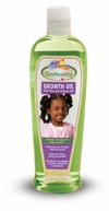 Sofn'free N'Pretty Olive and Sunflower Oil Growth Oil 8.8oz
