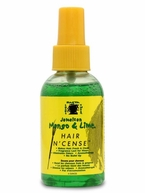 Jamaican Mango and Lime Hair N Cense 4 oz