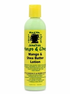 Jamaican Mango and Lime Mango Shea Butter Lotion 8 oz