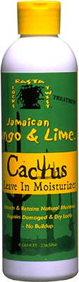 JAMAICAN MANGO AND LIME-cactus Leave-In Moisturizer 8 oz