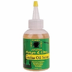 JAMAICAN MANGO and LIME CACTUS OIL SERUM 4oz