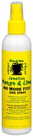 JAMAICAN MANGO & LIME Rasta Locks & Twist No More Itch Gro Spray, 8 oz