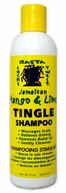 JAMAICAN MANGO AND LIME TINGLE SHAMPOO 8 oz