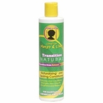 Jamaican Mango & lime Transition Naturals Naturalizing and Detangling Shampoo 10 oz