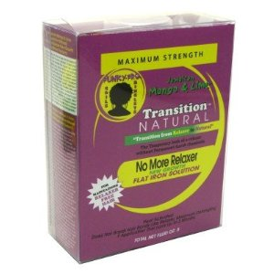 Jamaican Mango & Lime Transition No More Relaxer Growth Max Kit