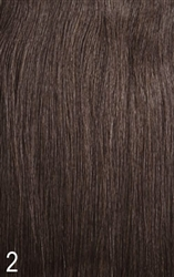 Janet Collection U Part Wig- Blanca / Dual Part Wig - 2 STYLES IN A WIG*