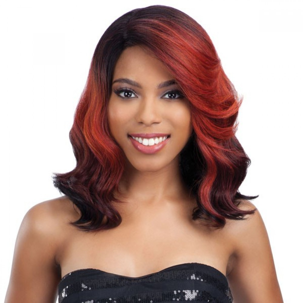 Model Model Deep Invisible L-Part Lace Front Wig – French Meadow