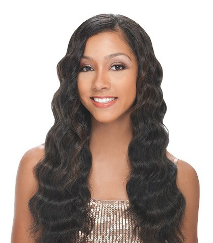 MODEL MODEL Equal 5 Neo Wave 5PCS High Heat Synthetic Hair Weave