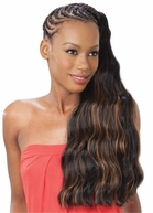 Model Model Glance Braid SOFT LOOSE WAVE 24""