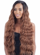 Model Model Pose Peruvian Bundle Wave Mastermix Extension Hair Soft Wave 7PCS