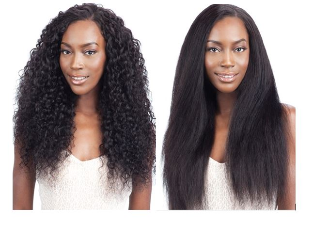 Model Model Wet & Wavy Weave –DEEP WAVE CURL 7 PCS Nude Fresh