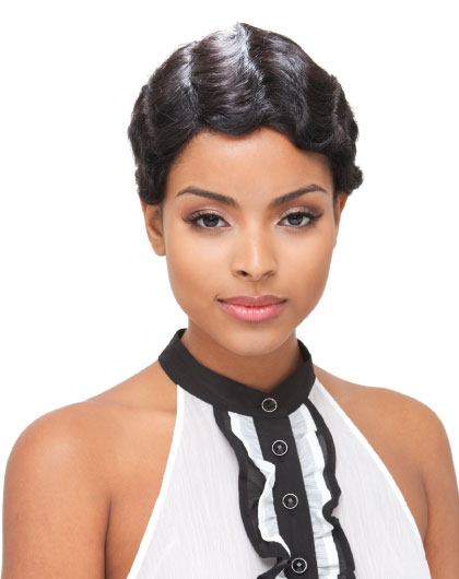 Mommy Wig - Janet Collection Human Hair Wig